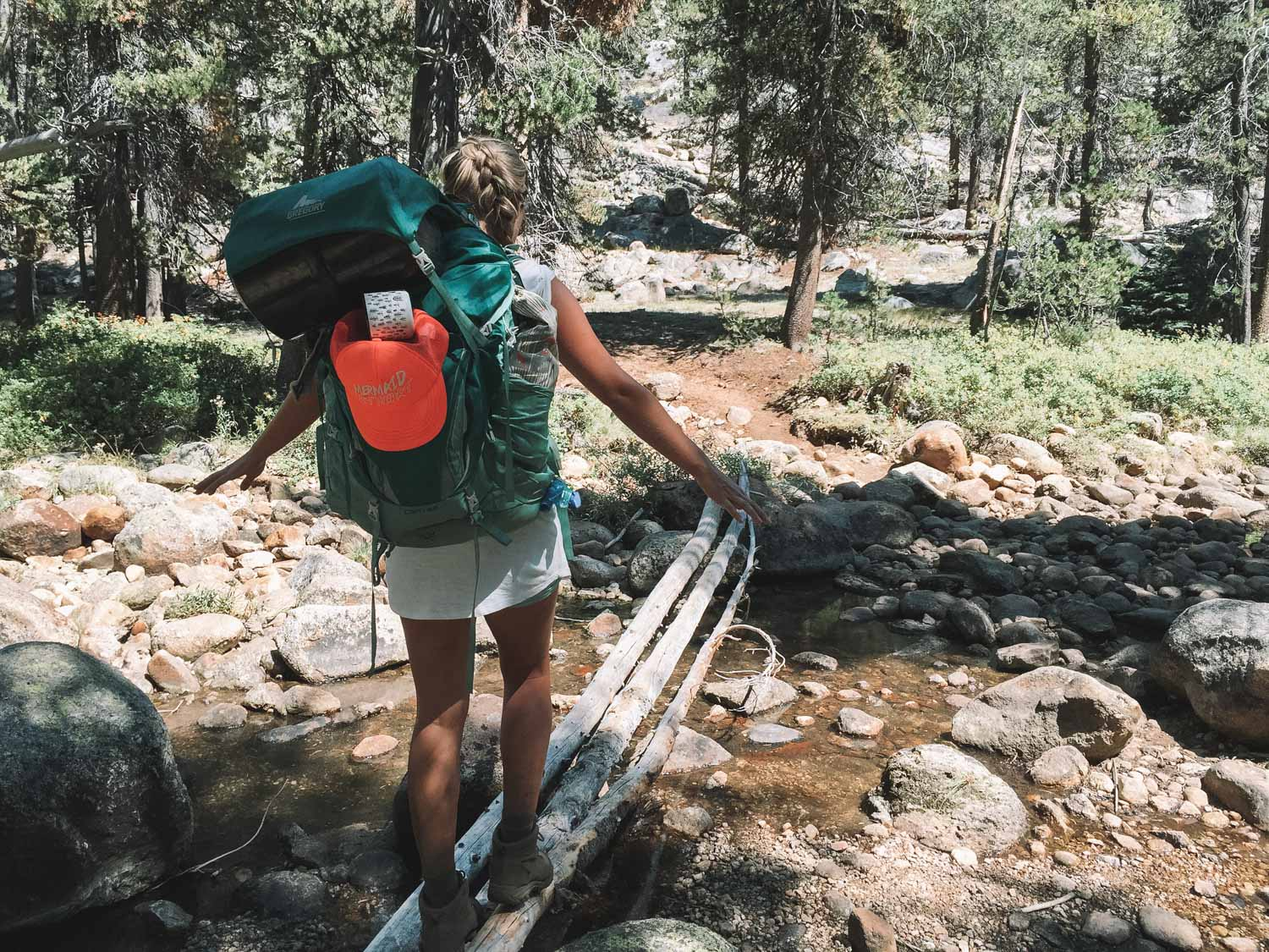 how to prepare for backcountry hiking